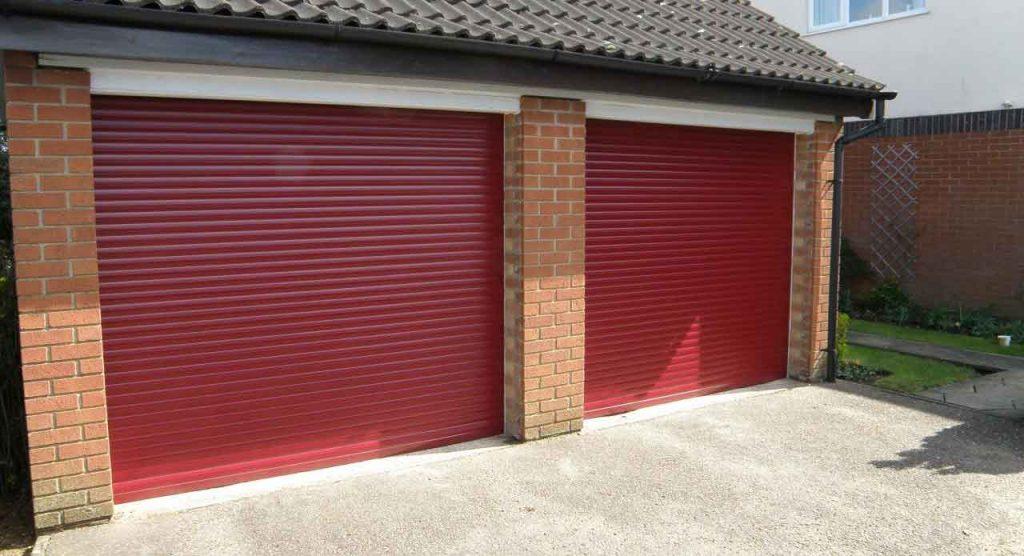Double Roller Garage Doors Installers in Basingstoke