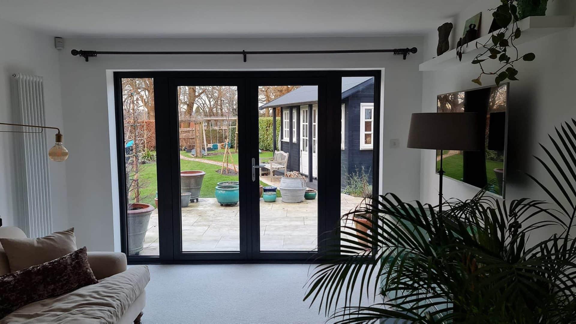 Aluminium Windows and Aluminium Doors in Hampshire
