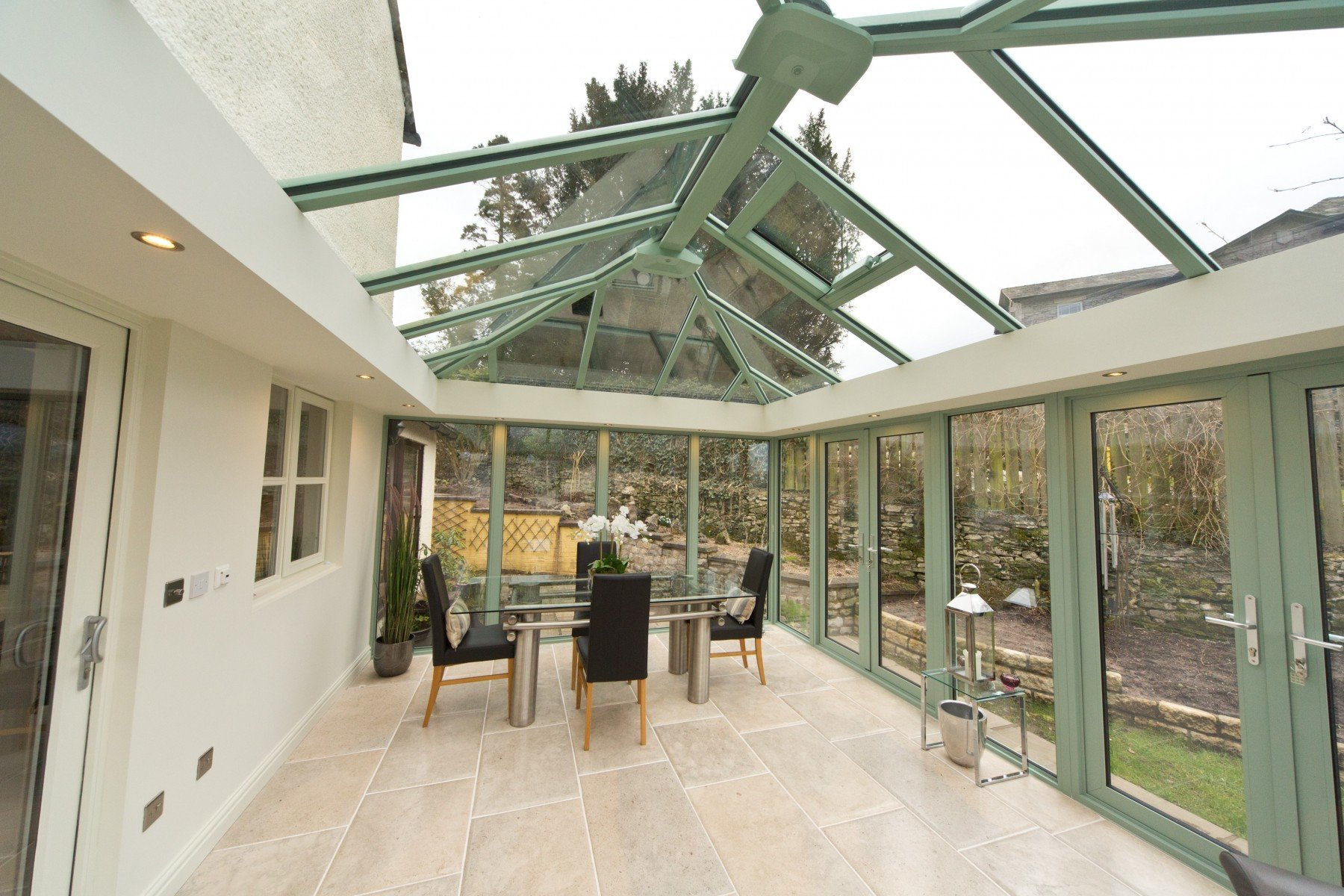 Conservatory and Extensions in Hampshire Basingstoke