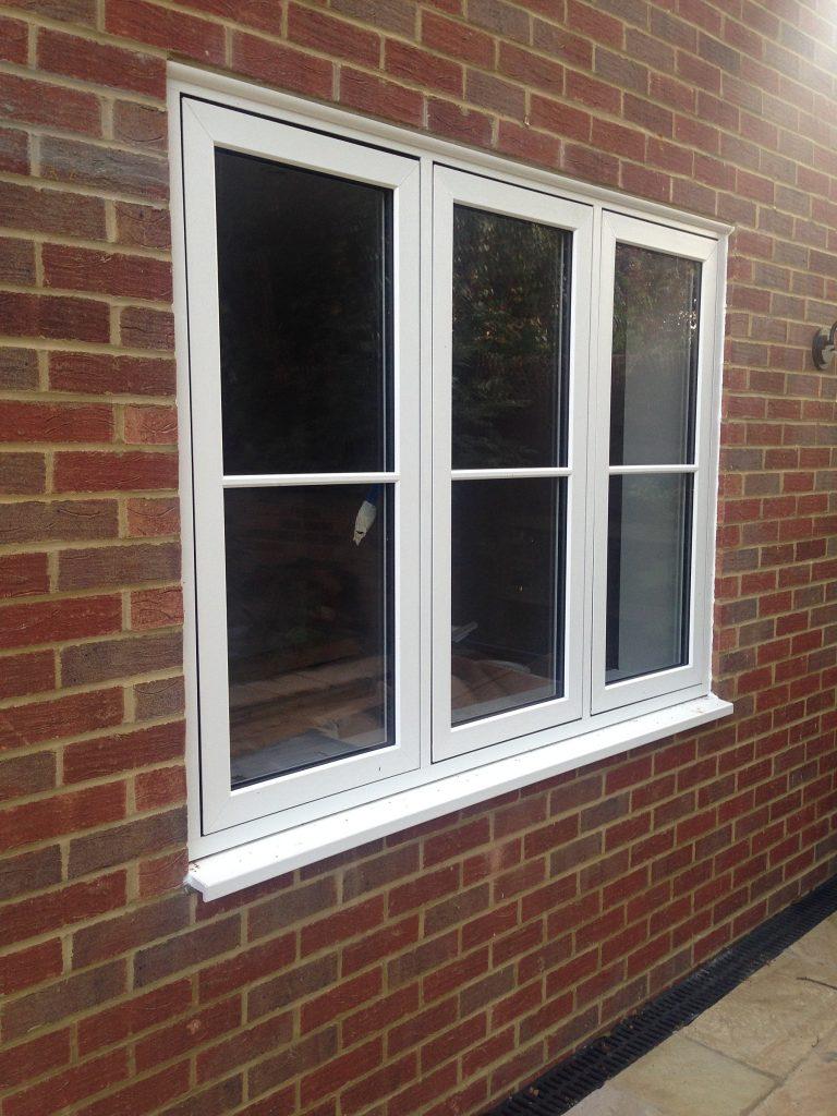 Flush Sash Windows Installation Basingstoke