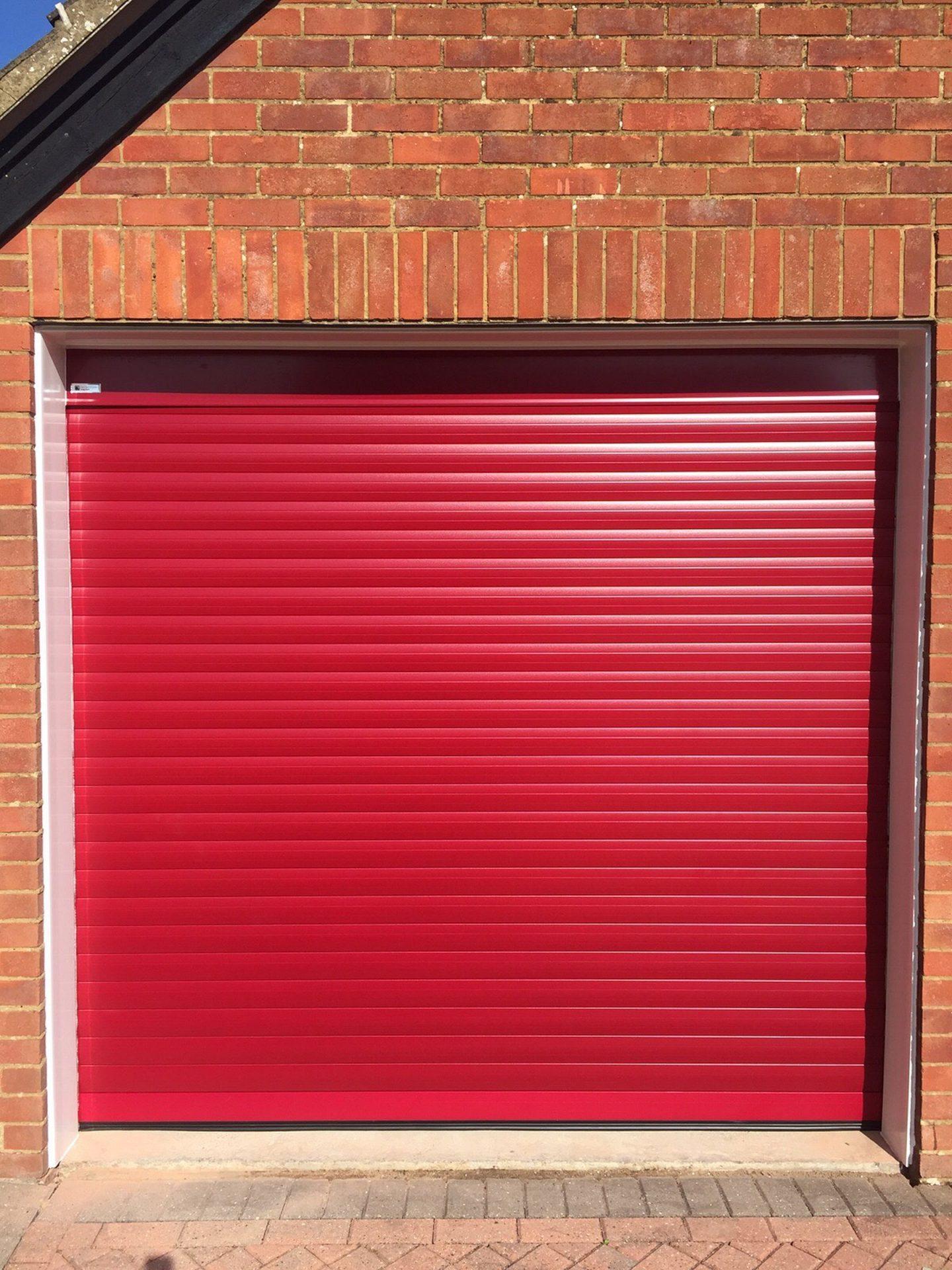 Roller Garage Doors in Hampshire