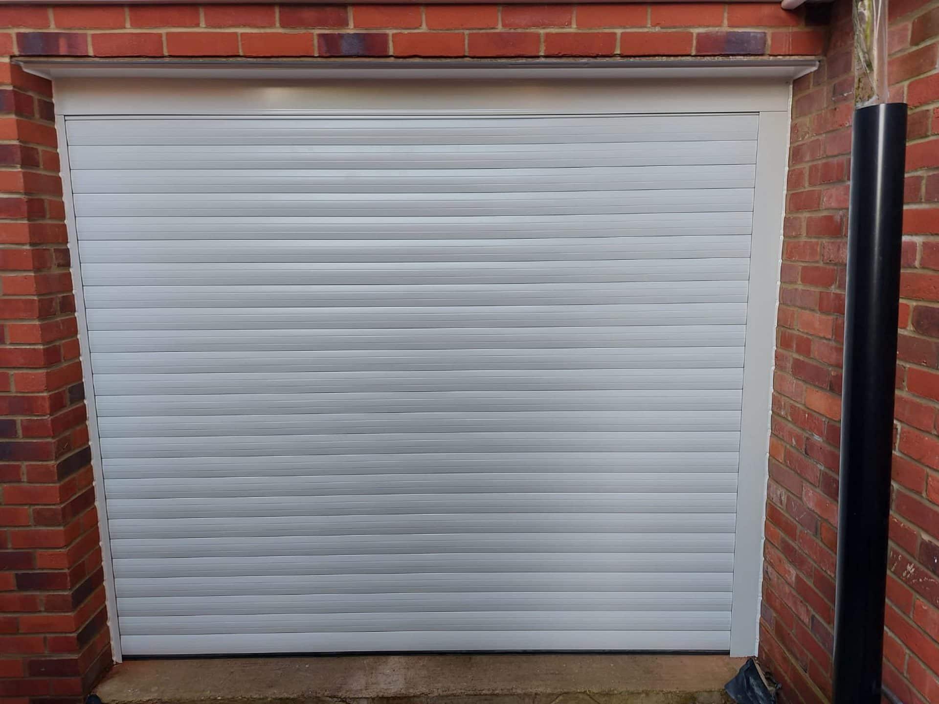 Roller Garage Doors in Basingstoke