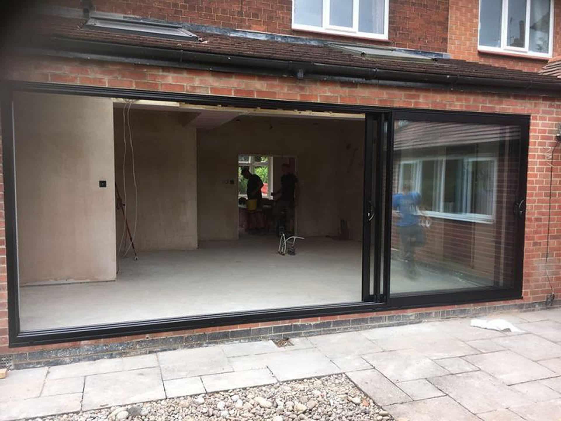 Triple Patio Doors Installer Berkshire
