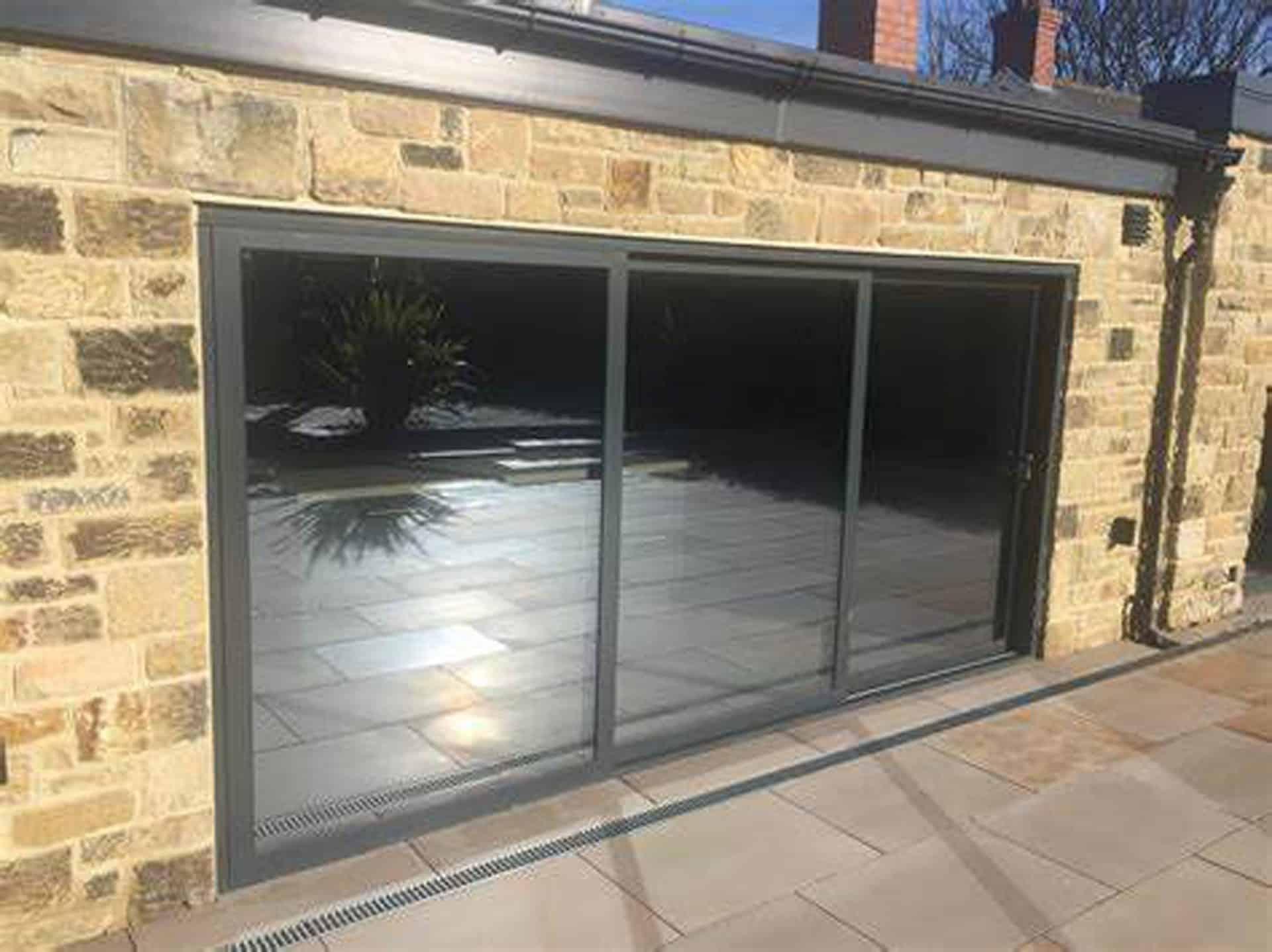 Triple Patio Doors Installer in Basingstoke