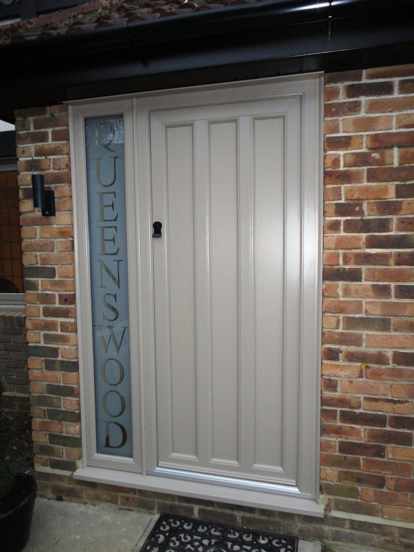 UPVC Doors in Hampshire
