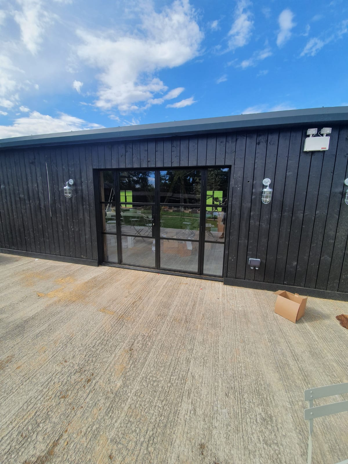 Crittal Doors by Excellent Windows Basingstoke